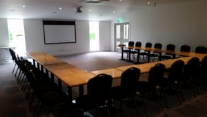 Driver Hire Bolton and Wigan - Training room at Leigh Cricket Club
